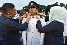 2LT bangkit untuk raih Pedang Merit dan Anugerah Bayonet Gangsa