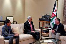 Lawatan Eng Hen ke Jordan perkukuh hubungan pertahanan mesra dua negara