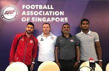 Sundram masih taruh harapan kepada pemain hadapi Lebanon, Bahrain