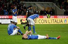 'Bencana besar' timpa bola sepak Italy