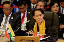 Lebih tekanan atas Suu Kyi agar hurai isu Rohingya