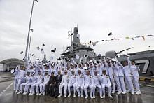 Dua kapal perang baru RSN tingkat keupayaan