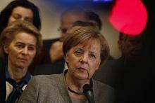 Jerman dalam krisis dek rundingan bentuk pemerintah campuran gagal