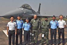 Eng Hen harap latihan bersama angkatan udara S'pura-India kekal lama