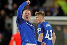 Kemenangan Everton atas West Ham: Rooney puji Unsworth