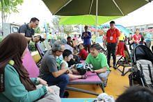 NTUC Labour Day Fiesta at Wild Wild Wet