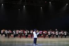 THE SINGAPORE POLICE FORCE COMBINED BAND PERFORMS AT THE PRESTIGIOUS 2018 ROYAL NOVA SCOTIA INTERNATIONAL TATTOO IN CANADA