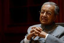 Mahathir marks 93rd birthday on 10 July