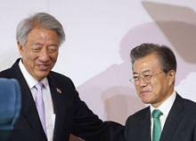 Moon Jae-in: Asean main peranan bantu keamanan