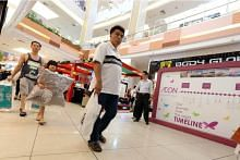 Singaporeans on shopping spree across Causeway before Malaysia's tax holiday ends on Aug 31