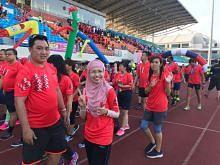 Run for Inclusion 2018 at Bishan Stadium
