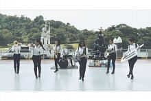 singapore police force band