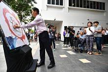 Seni akan tetap penting dalam pembangunan Singapura