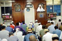 Meski jauh, Masjid Al-Firdaus cuba dekati estet terdekat