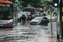 Pemerintah komited pertingkat sistem saliran kawal banjir