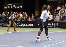 Tewas tapi Serena dapat tepukan gemuruh penonton