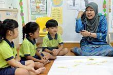 Kian mencabar, namun gigih bantu murid pelajari bahasa ibunda