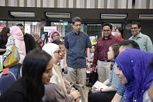 'Dating kerjaya' bagi bantu PMET jalin rangkaian, cari kerja