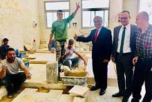 Yayasan Temasek, Kolej Perkhidmatan Awam lancar program pembangunan keupayaan di Timur Tengah