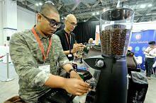 Mula kerja sambilan kini usahawan kopi