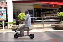 Orang ramai dipelawa kemuka saranan, maklum balas mengenai penggunaan alat mobiliti peribadi