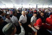 Najib lawat Kelantan, rasmi pembinaan Laluan Rel Pantai Timur