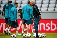 Zidane enggan perbesar era gemilang yang menanti LIGA JUARA-JUARA