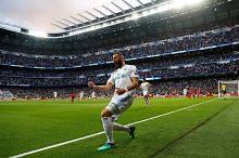 LIGA JUARA-JUARA Real berjuang hebat... seperti yang Zidane mahukan