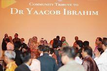 Visi, sumbangan Yaacob tingkat kemajuan masyarakat Melayu dihargai