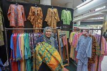 Kurung Kedah dan Pahang kian menarik