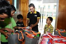 Usaha lengkapi pelajar dengan peralatan sekolah diiktiraf