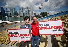 Lagu 'We Are Singapore' diberi nafas baru sempena NDP
