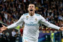 Bale timbang masa depan dengan Real Madrid