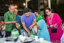 150 warga emas Kembangan-Chai Chee terima bantuan sempena Raya