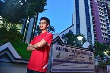 Pelajar politeknik lakukan kerja sukarela di empat masjid