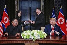 SUSULAN SIDANG PUNCAK AMERIKA SYARIKAT-KOREA UTARA Proses damai Semenanjung Korea bermula