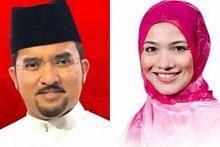Asyraf Wajdi, Zahida Zarik Ketua Pemuda, Puteri Umno