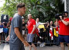 Persatuan Bola Sepak Jerman nafi dakwaan perkauman Ozil