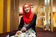 Pengorbanan bakat tempatan demi keluarga Izyan sebak lepaskan suami kerja jauh di Arab Saudi