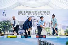 SMU bina bangunan baru sebagai hab pupuk semangat inovasi