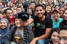 'Vlogger' Nas Daily tegas video tidak ditaja