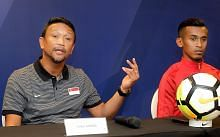 Fandi imbangi pemain muda, berpengalaman hadapi Mauritius