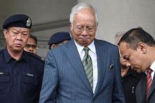 Najib ditahan SPRM, hadapi tuduhan baru
