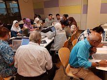 Perpustakaan orak langkah galak masyarakat manfaatkan koleksi Jawi