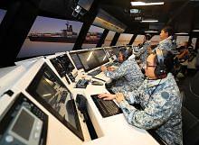 Pusat latihan baru dibuka di Pangkalan Tentera Laut Tuas
