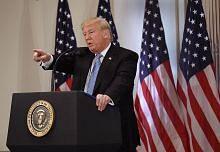 Trump mahu huraian dua negara bagi lerai konflik Palestin-Israel
