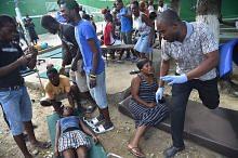 Angka korban di Haiti terus meningkat, penyelamat bergelut kesan mangsa