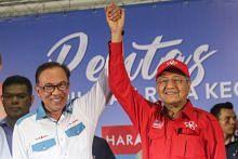 Mahathir tegas tidak mahu masalah lalu gugat kesepakatan, masa depan