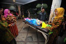 Tiga maut dalam gempa di Jawa, Bali