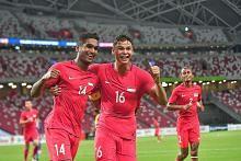 Irfan tekad bantu skuad Singa, tepis cemuhan tolak tawaran kelab Portugal MENJELANG PIALA AFF SUZUKI